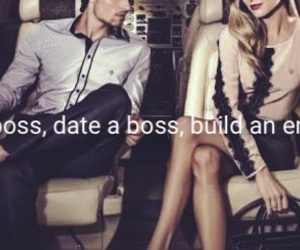 boss, couple, and goals image