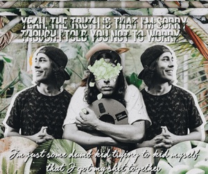 edit, pierce the veil, and vic fuentes image