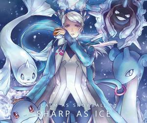 pokemon, blanche, and lapras image