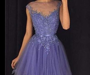 homecoming dress, beading homecoming dress, and sexy party dress image