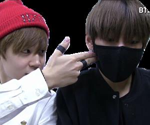 png, taehyung, and jimin image