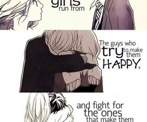 anime, quotes, and ao haru ride image