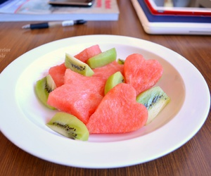 fitness, FRUiTS, and yummy image