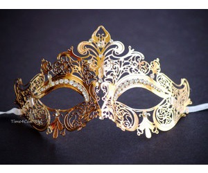 themes, quinceanera, and mardi gra image