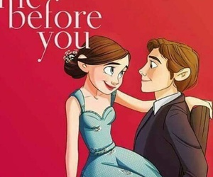 me before you and movie image