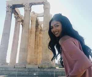 nadine lustre, Greece, and james reid image