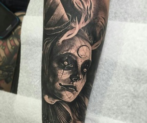 body art, ink, and anrijsstraume image