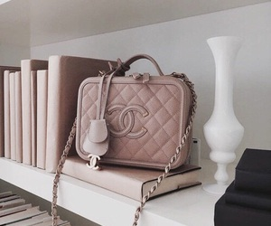 chanel, bag, and style image