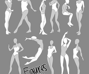 drawing poses image