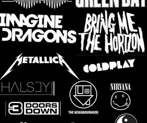 green day and metallica image