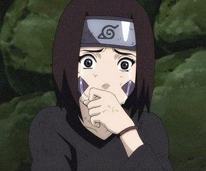 naruto, rin, and anime image