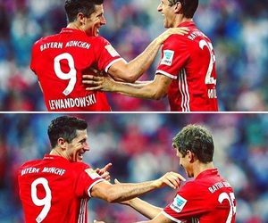 football, fc bayern munich, and bayern munich image