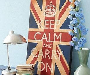 keep calm, keep calm and carry on, and london image