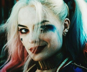 suicide squad, harley quinn, and DC image