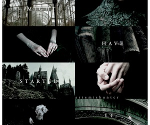 ae, aesthetic, and draco malfoy image
