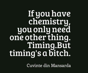 chemistry, time, and timing image
