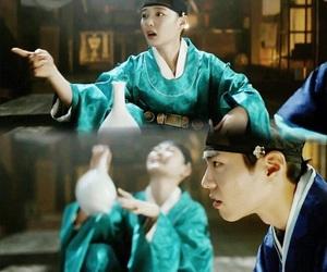 kdrama, kim yoo jung, and park bo gum image