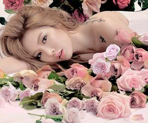 fashion, sexy, and kim hyuna image