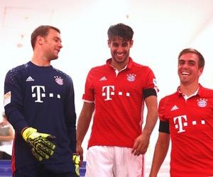 germany, philipp lahm, and goalkeeper image