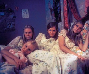 the virgin suicides, movie, and Kirsten Dunst image
