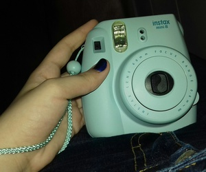 instax and mini image
