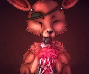 foxy, fnaf, and foxy the pirate image