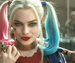 harley quinn, dc universe, and Marvel image