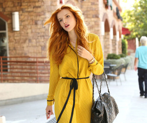 bella thorne, beautiful, and ginger image