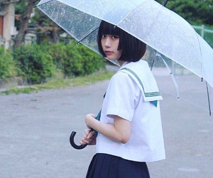 girl, japanese, and お洒落 image