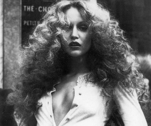 vintage and Jerry Hall image