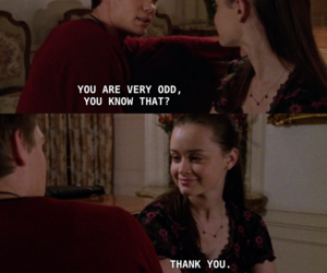 gilmore girls, quotes, and alexis bledel image