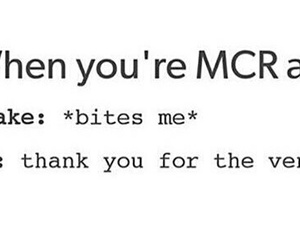 funny, mcr, and memes image
