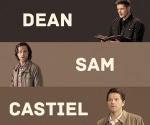 book, dean winchester, and sam winchester image