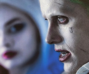 joker, suicide squad, and herley image