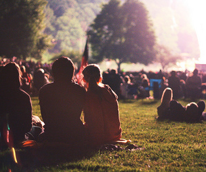 summer, concert, and festival image