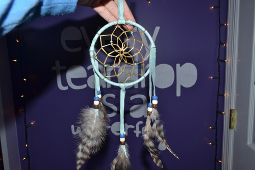 photography and dream catcher image