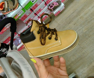 baby, boots, and shoes image