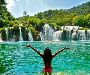 adventure, Croatia, and outdoors image