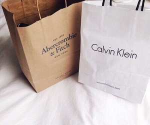 A&F, Calvin Klein, and abercrombie&fitch image