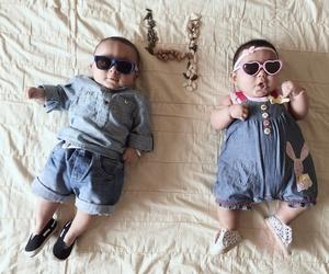 babies, kids, and siblings image