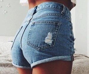 style, fashion, and shorts image