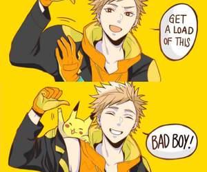 Spark, pokemon go, and pokemon image