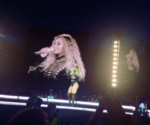 beyonce knowles, brussel, and concert image