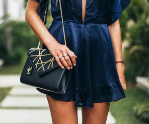 dress, fashion, and janni deler image