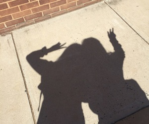 shadow, theme, and tumblr image