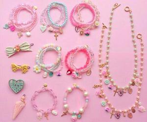 accessory, bracelet, and fashion image
