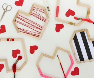 diy, heart, and love image