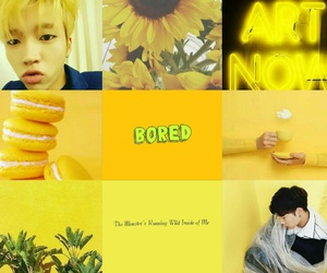 infinite, moodboard, and woogyu image