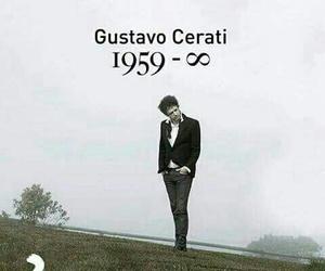 music, argentina, and gustavo cerati image