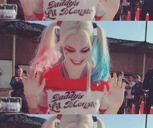 beautiful, suicide squad, and harley quinn image